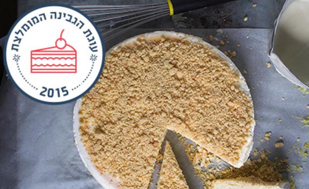 גבינה פירורים של ארקפה (צילום: אנטולי מיכאלו)