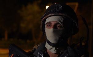 """יחידת רימון - סגן ע' (צילום: מתוך הסרטון של דובר צה""""ל)"""