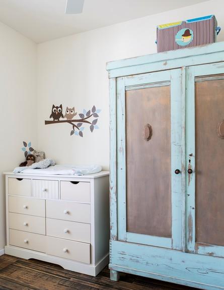 ליאת עברון, גובה, חדר ילדים (צילום: איתי בנית)