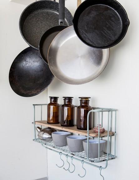 ליאת עברון, גובה, מטבח (צילום: איתי בנית)