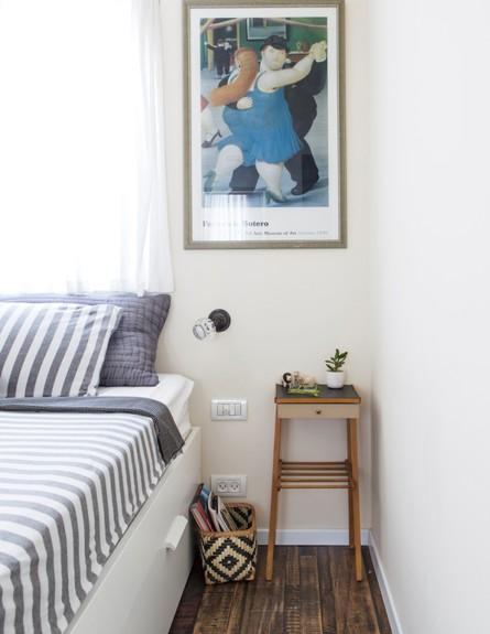 ליאת עברון, גובה, מיטה (2) (צילום: איתי בנית)
