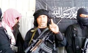 עבדול באסיט עותמן (צילום: מתוך סרטון טרור)