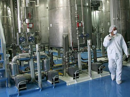 מתקני הגרעין באירן, ארכיון (צילום: אל ערביה)