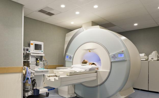 בדיקת CT (צילום: אימג'בנק / Thinkstock)