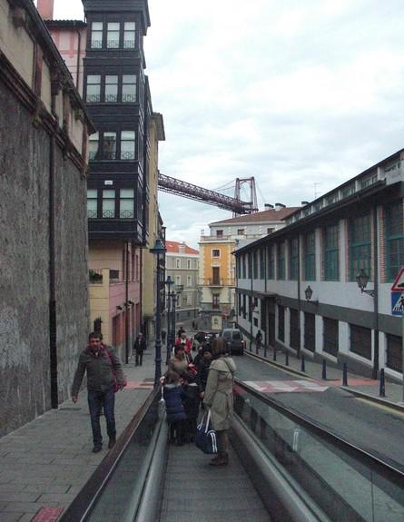 מדרגות נאות לנוחות התושבים בפורטוגלטה ההררית (צילום: לירון מילשטיין)