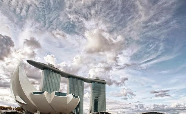 אתר נופש מרינה ביי סנדס, סינגפור. (צילום: MBS)