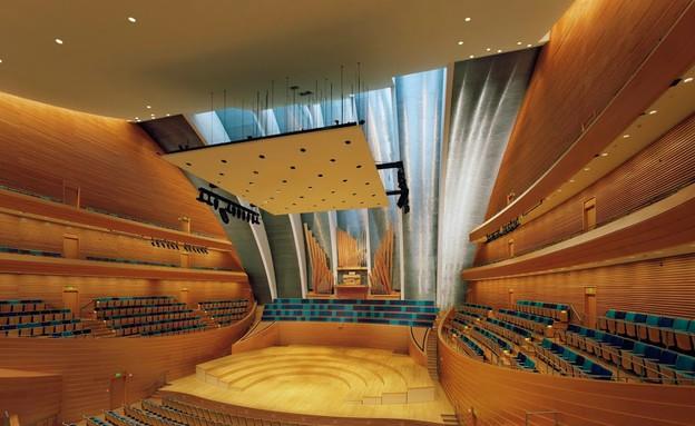 המשכן לאמנויות הבמה, קנזס סיטי. (צילום: טימוטי הרסלי)