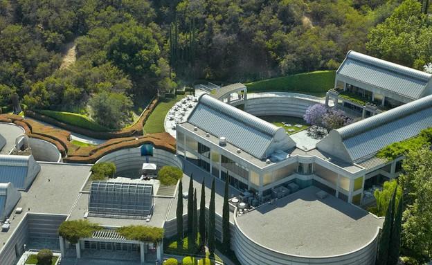 מרכז תרבות סקריבול, לוס אנג'לס. (צילום: טימוטי הרסלי)