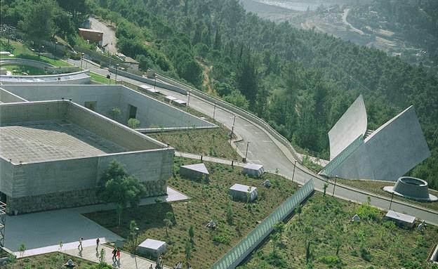 מוזיאון יד ושם, ירושלים.  (צילום: טימוטי הרסלי)