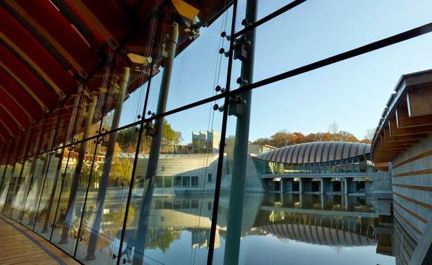 מוזיאון לאמנות קריסטל בריג'ס, אוטווה.  (צילום: טימוטי הרסלי)