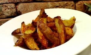 סודות השפים – תפוחי אדמה אפויים (צילום: מתוך קמפיין יוניליוור)
