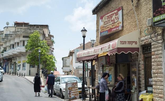 פריקסה זהבה רחוב צפת (צילום: נמרוד סונדרס,  יחסי ציבור )