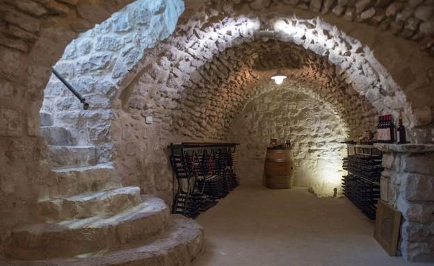 חצר הגפן מרתף יין צפת (צילום: נמרוד סונדרס,  יחסי ציבור )