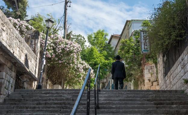 רחוב צפת (צילום: נמרוד סונדרס,  יחסי ציבור )