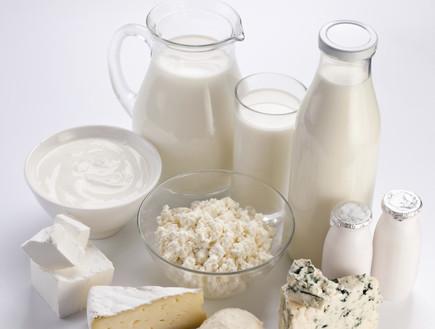 חלב וגבינות עזים