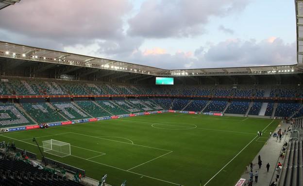 מאה הדברים הטובים בישראל - אצטדיון סמי עופר בחיפה  (צילום: אורטל בן דהן)