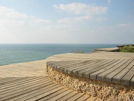 מאה הדברים הטובים בישראל - גן לאומי חוף השרון