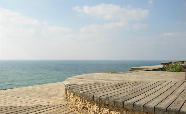 מאה הדברים הטובים בישראל - גן לאומי חוף השרון (צילום: יאיר זיידנר, אתר מפה)