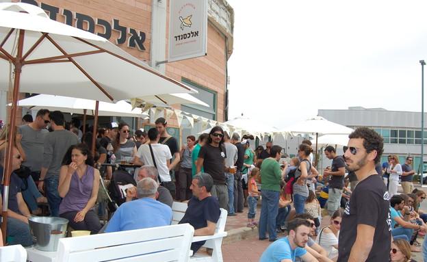 מאה הדברים הטובים בישראל - מבשלת אלכסנדר  (צילום: מוטי מילרוד)