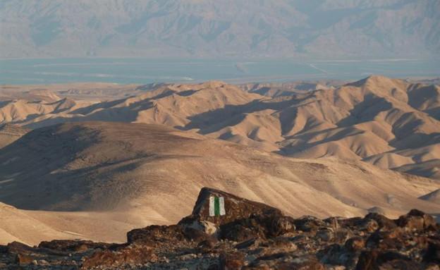 מאה הדברים הטובים בישראל - מצפה מואב  (צילום: יאיר-זיידנר, אתר מפה)