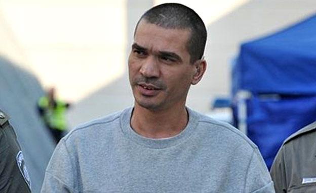 החשוד המרכזי בפרשת 512, אברג'יל (צילום: משטרת ישראל)