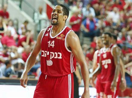 ירושלים עולה ל-0:2 (אלן שיבר) (צילום: ספורט 5)