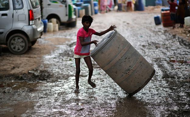 הודו, השבוע (צילום: רויטרס)