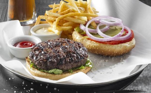 המבורגר, גרנד קפה טורקיז (צילום: אנטולי מיכאלו,  יחסי ציבור )
