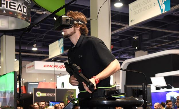 מציאות מדומה (צילום: Ethan Miller, GettyImages IL)