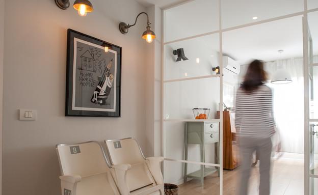 נורית ולק דגן, כיסאות (צילום: מיכל קריגר מוטולה)