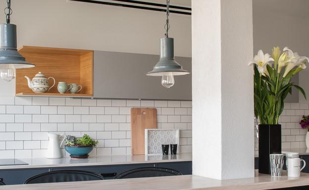 נורית ולק דגן, מנורת מטבח (צילום: מיכל קריגר מוטולה)