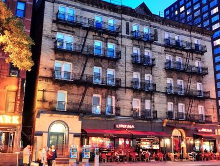 הוסטל Budget Inn בניו יורק