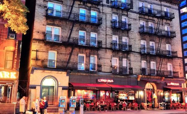 הוסטל Budget Inn בניו יורק (צילום: NEW YORK BUDGET INN)