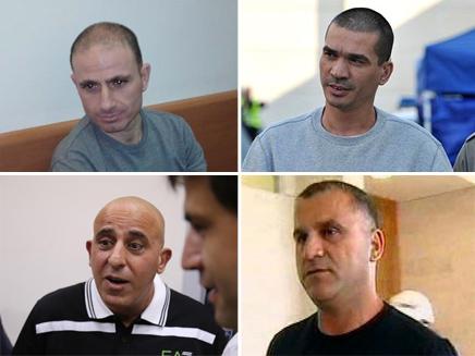 פרשה 512: 4 ראשי ארגוני פשע נעצרו