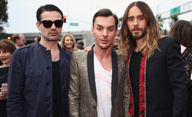 30 seconds to mars (צילום: Christopher Polk, GettyImages IL)