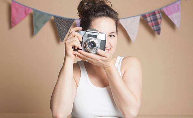 צילום הריון - עשי זאת בעצמך (צילום: סטודיו מוריאל)