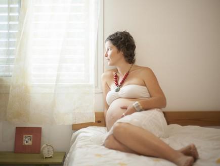 צילום הריון - עשי זאת בעצמך