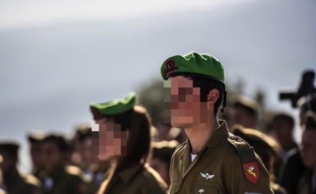 """לוחמי גדוד משולב (צילום: דובר צה""""ל, באדיבות גרעיני החיילים)"""