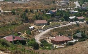 היישוב בת עין, בו התארגנה המחתרת (צילום: www.bat-ayin.org)