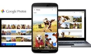 אפליקציית Google Photos החדשה (צילום: גוגל)