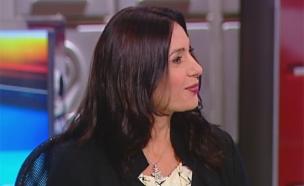 צפו בריאיון עם השרה רגב (צילום: חדשות 2)