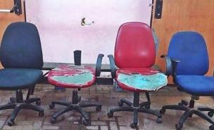 """24/7 בחמ""""ל: אלה כסאות התצפיתניות"""