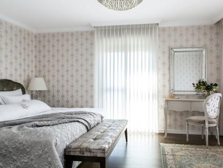 קטיה רביץ, חדר שינה הורים