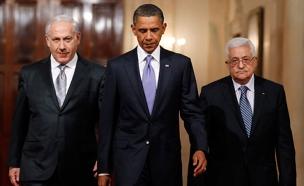"""ישראל והפלסטינים ישובו לשולחן המו""""מ? (צילום: רויטרס)"""