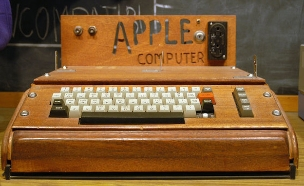 Apple I (צילום: flickr, cc-by, Ed Uthman)