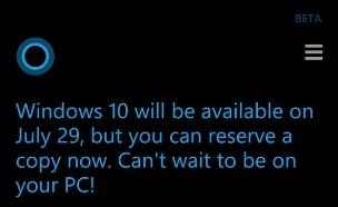 קורטאנה מכריזה על מועד שחרור חלונות 10 (צילום: יאיר מור, NEXTER)