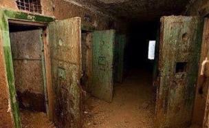 בית הסוהר בתדמור (צילום: טוויטר)