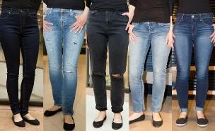 ג'ינסים (צילום: ליאור קסון)