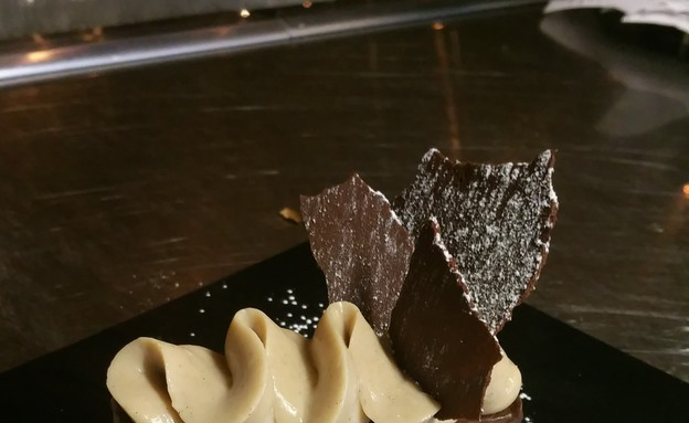 מוס שוקולד ,פיאטו (צילום: יונתן שרביט)