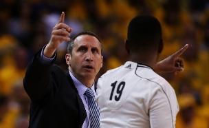 דייויד בלאט בגמר ה-NBA משחק מס' 1 (צילום: Ezra Shaw, GettyImages IL)